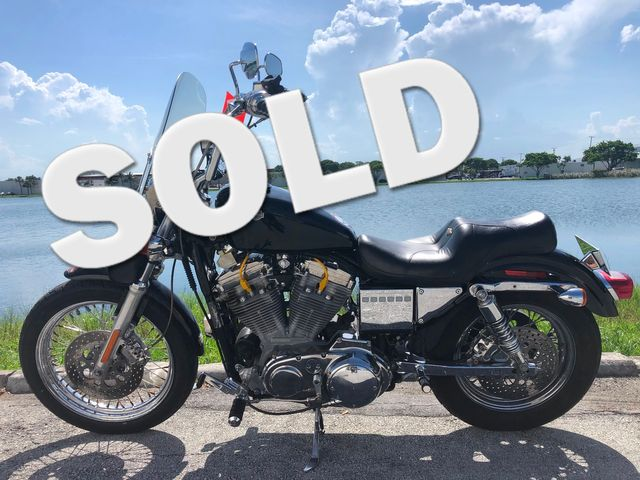 2002 Harley Davidson XL1200c