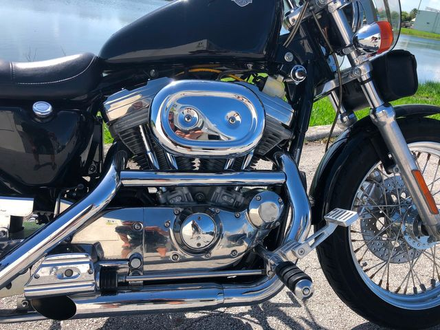 2002 Harley Davidson XL1200c in Dania Beach , Florida 33004