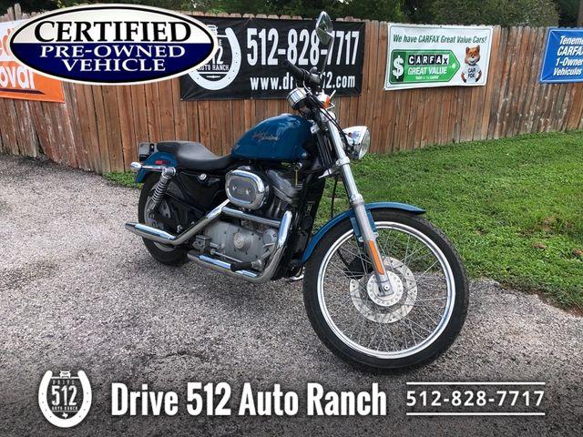 2002 Harley Davidson XL883C SOFTAIL SPORTSTER