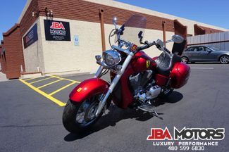 2002 Honda Vtx 1800  XTS VTX1800S Custom FAUXARI ENZO 1  VTX VTXS Custom FERRARI Chopper Cruiser | MESA, AZ | JBA MOTORS in Mesa AZ