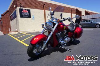 2002 Honda Vtx 1800 VTX1800 MOTORCYCLE VTX 1800 XTS1800 XTS Custom FERRARI MOTORCYCLE | MESA, AZ | JBA MOTORS in Mesa AZ