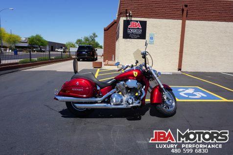 2002 Honda Vtx 1800  XTS VTX1800S Custom FAUXARI ENZO 1  VTX VTXS Custom FERRARI Chopper Cruiser | MESA, AZ | JBA MOTORS in MESA, AZ