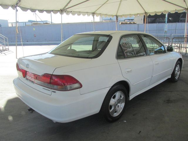 2002 Honda Accord EX w/Leather Gardena, California 2