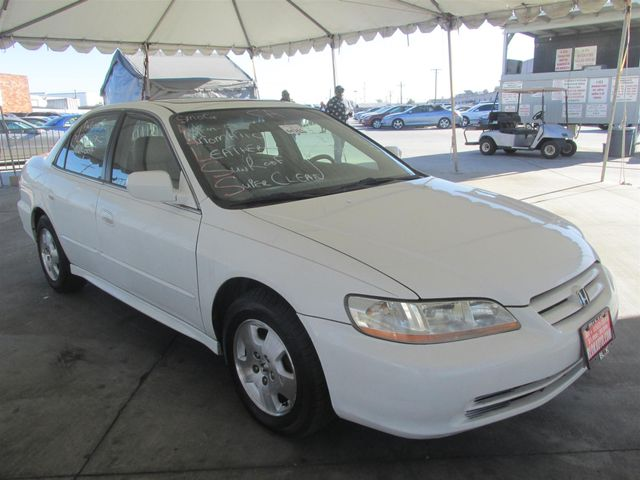 2002 Honda Accord EX w/Leather Gardena, California 3