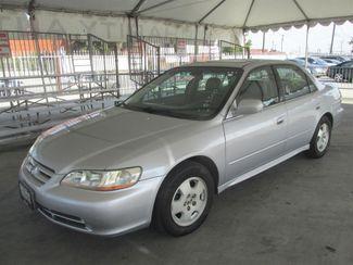 2002 Honda Accord EX w/Leather Gardena, California