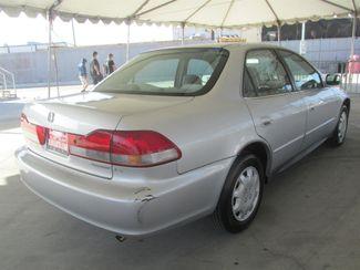 2002 Honda Accord LX Gardena, California 2