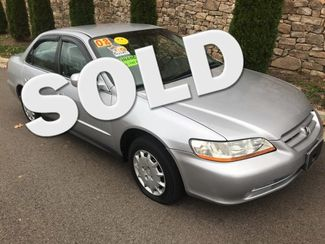 2002 Honda-2 Owner!  30mpg! Auto! Accord-3 OWNER CARFAX CLEAN!  LX-CARMARTSOUTH.COM 18 YRS IN BUS! Knoxville, Tennessee