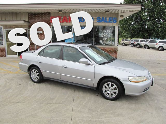 2002 Honda Accord SE in Medina, OHIO 44256