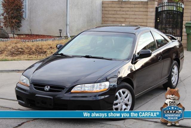 2002 Honda ACCORD EX W/LEATHER NEW TIRES SUNROOF AUTOMATIC