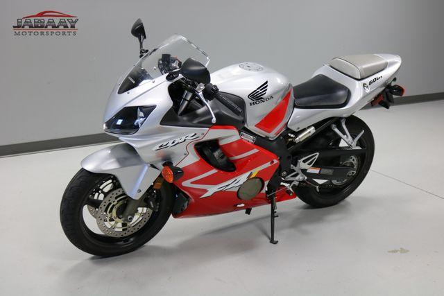 2002 Honda CBR 600 F4i Merrillville, Indiana 1