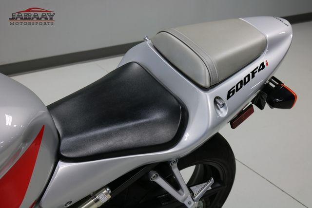2002 Honda CBR 600 F4i Merrillville, Indiana 10