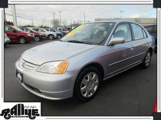 2002 Honda Civic EX in Burlington WA, 98233