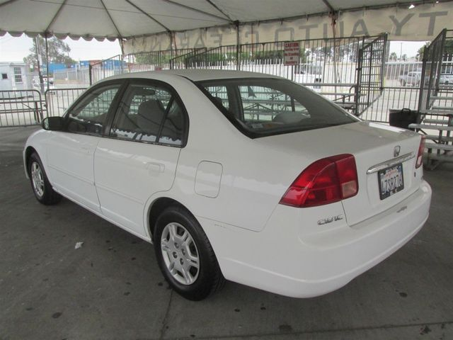 2002 Honda Civic LX Gardena, California 1