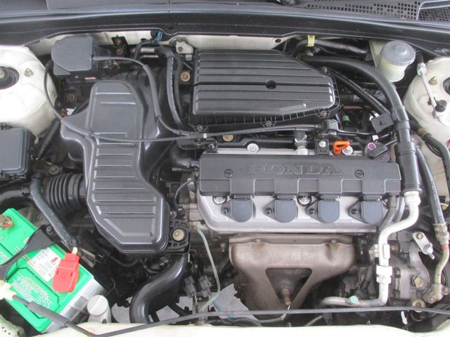 2002 Honda Civic LX Gardena, California 15