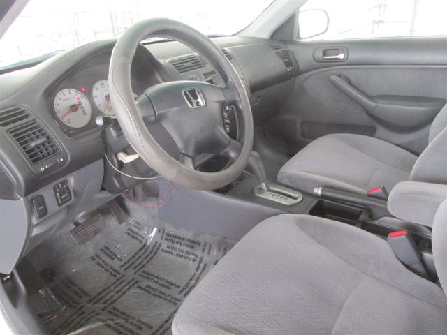 2002 Honda Civic LX Gardena, California 4