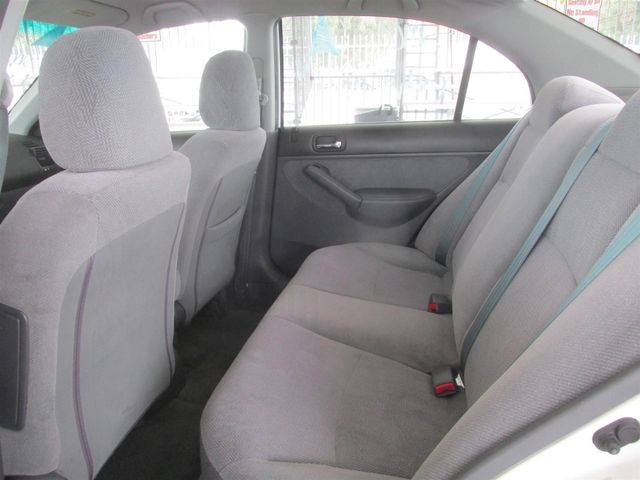 2002 Honda Civic LX Gardena, California 10