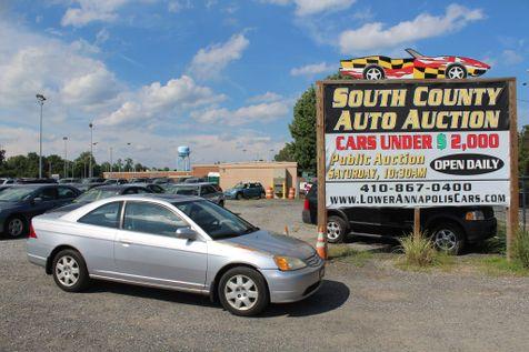 2002 Honda Civic EX in Harwood, MD