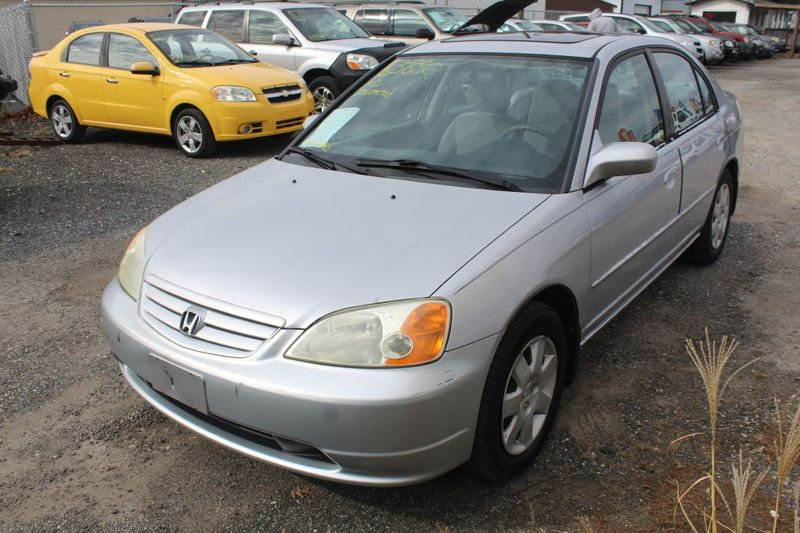 2002 Honda Civic EX  city MD  South County Public Auto Auction  in Harwood, MD
