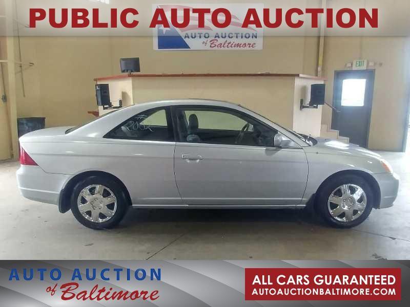 2002 Honda Civic EX | JOPPA, MD | Auto Auction of Baltimore  in JOPPA MD