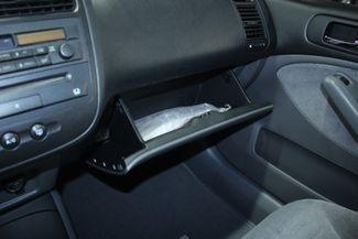 2002 Honda Civic LX Kensington, Maryland 76