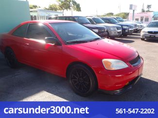 2002 Honda Civic LX Lake Worth , Florida