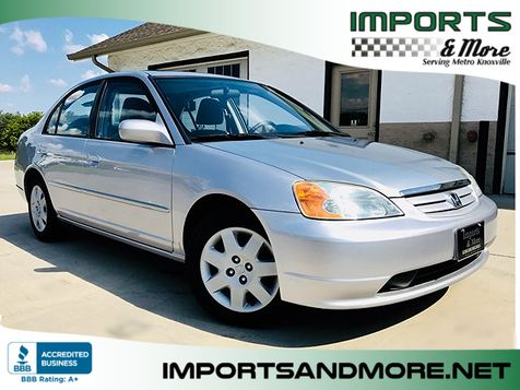 2002 Honda Civic EX in Lenoir City, TN