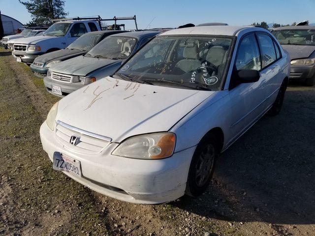 2002 Honda Civic LX in Orland, CA 95963