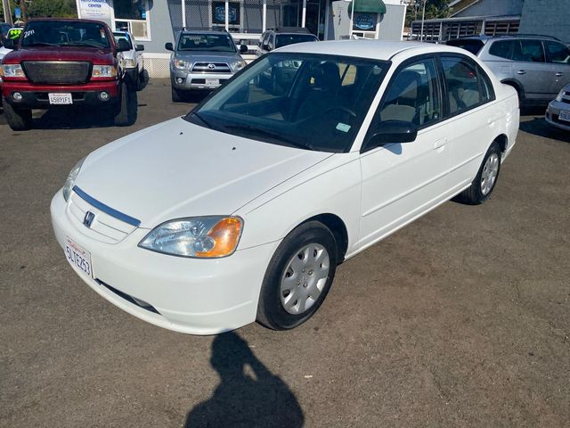 2002 Honda Civic LX - CLEAN TITLE 41,800 ORIGINAL MILES in San Diego, CA 92110