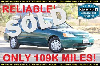 2002 Honda Civic LX Santa Clarita, CA