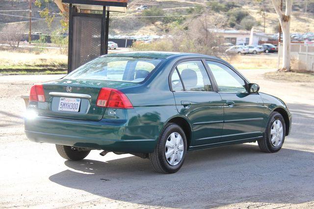 2002 Honda Civic LX Santa Clarita, CA 6