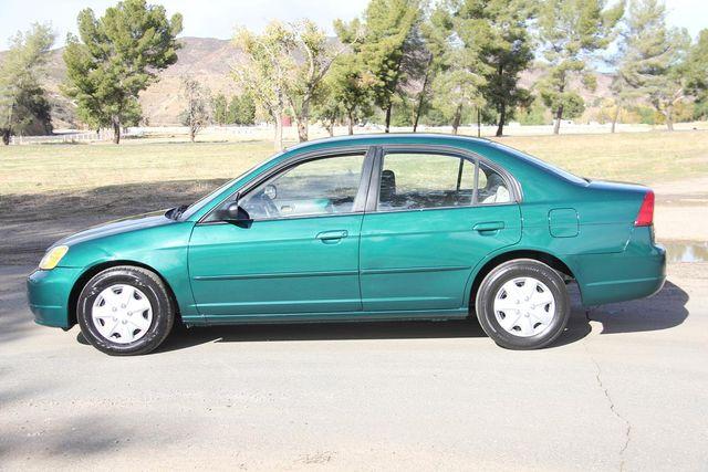 2002 Honda Civic LX Santa Clarita, CA 11