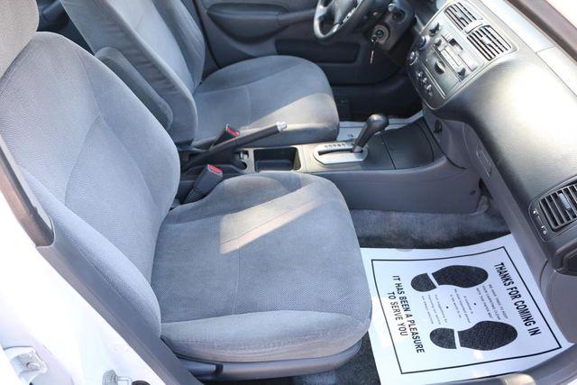 2002 Honda Civic LX Santa Clarita, CA 14