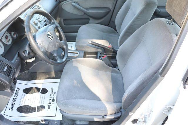 2002 Honda Civic LX Santa Clarita, CA 13
