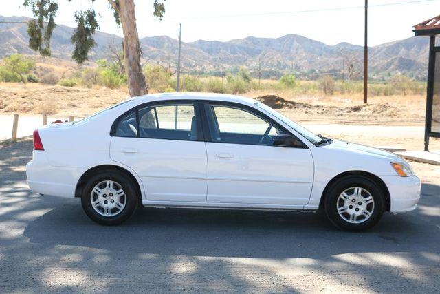 2002 Honda Civic LX Santa Clarita, CA 12