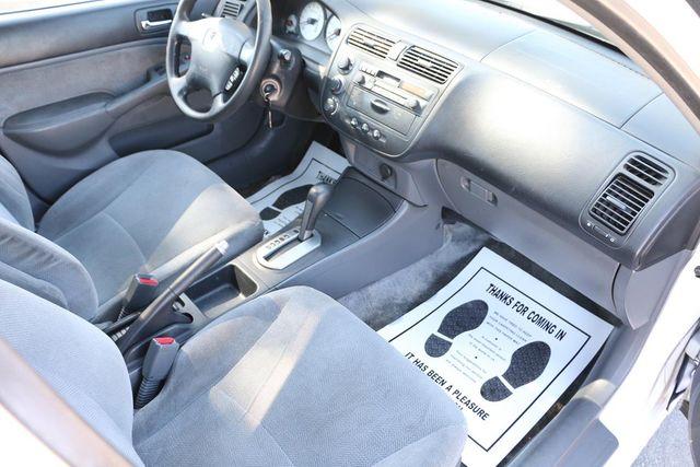 2002 Honda Civic LX Santa Clarita, CA 9