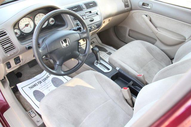 2002 Honda Civic LX Santa Clarita, CA 8