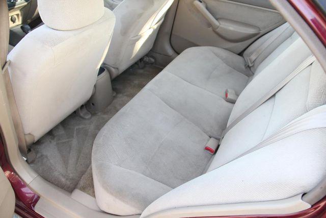 2002 Honda Civic LX Santa Clarita, CA 16