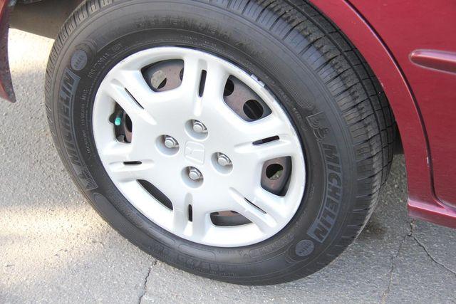 2002 Honda Civic LX Santa Clarita, CA 25