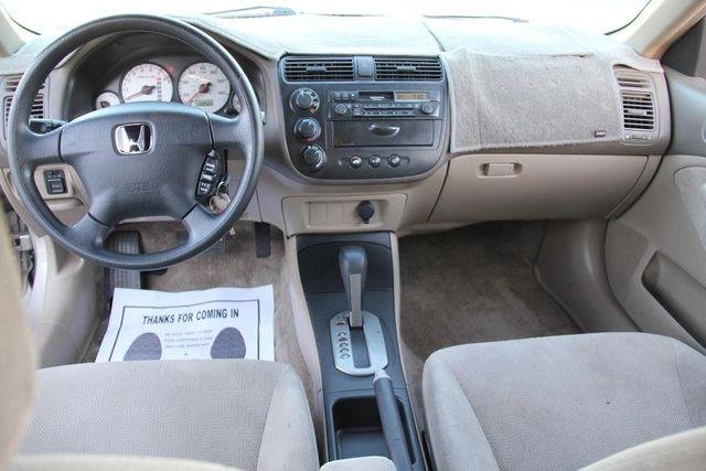 2002 Honda Civic LX Santa Clarita, CA 7