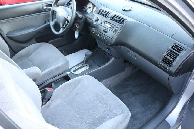 2002 Honda Civic EX Santa Clarita, CA 9