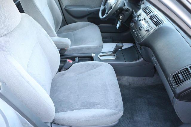 2002 Honda Civic EX Santa Clarita, CA 14