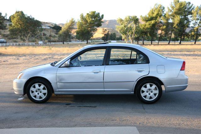2002 Honda Civic EX Santa Clarita, CA 11