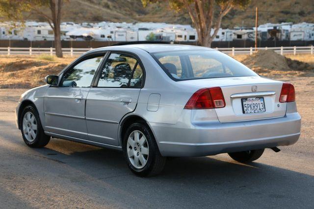 2002 Honda Civic EX Santa Clarita, CA 5
