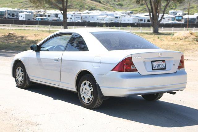 2002 Honda Civic LX Santa Clarita, CA 1