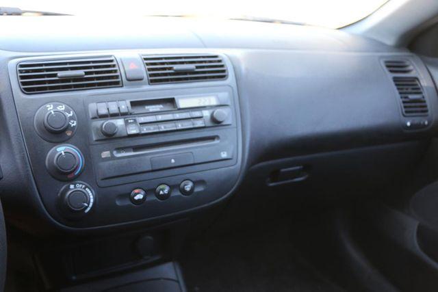 2002 Honda Civic LX Santa Clarita, CA 5
