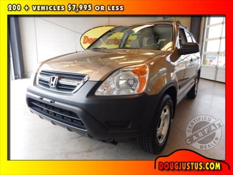 2002 Honda CR-V LX in Airport Motor Mile ( Metro Knoxville ), TN