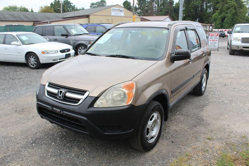 2002 Honda CR-V LX  city MD  South County Public Auto Auction  in Harwood, MD