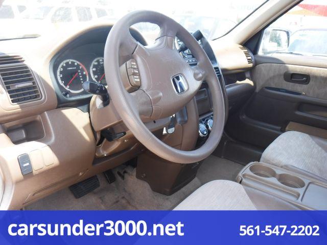 2002 Honda CR-V LX Lake Worth , Florida 4