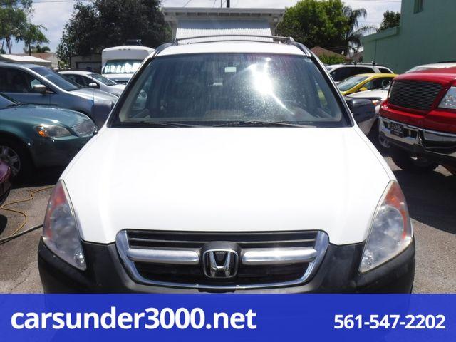 2002 Honda CR-V LX Lake Worth , Florida 5