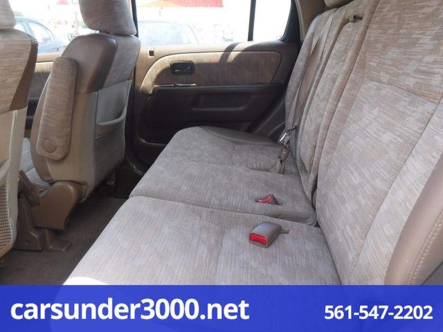 2002 Honda CR-V LX Lake Worth , Florida 8